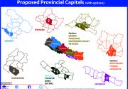Govt set to name provincial capitals, governors