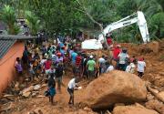25 killed, 42 missing in Sri Lanka floods