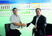 SWBBL, Boom sign MoU to provide remittance services