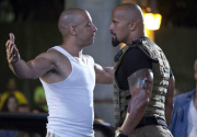 The Rock and Vin Diesel involved in social media dispute