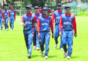 Afghanistan kills Nepal's world cup dream
