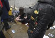 One shot, several injured in UK parliament 'terrorist incident'