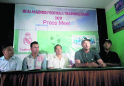 Real Madrid coaching team coming to Kathmandu