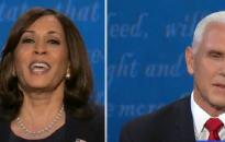 LIVE: Vice Presidential Debate between Mike Pence and Kamala Harris