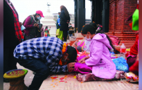 PHOTOS: Bhaitika in Rani Pokhari