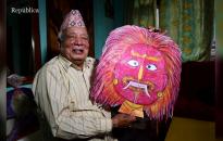 PHOTOS: 83, and still making beautiful kites using 'Nepali Kagaj'