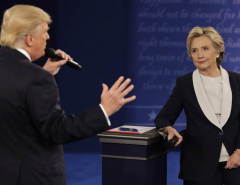 Trump, Clinton wage tight battles in Ohio, Florida and elsewhere