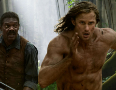 Film Review : The Legend of Tarzan swings - and misses