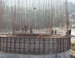 Construction of three-way bridge in Gulmi delayed