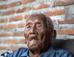 'World's oldest man' celebrates 146th birthday