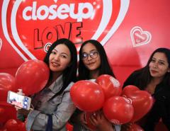 Closeup Love Fest