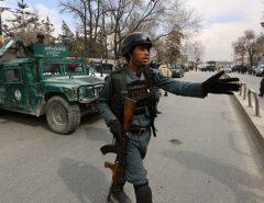 Attack on military hospital in Afghan capital kills 30