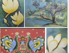 BIN International Art Camp and Exhibition Event kicks off