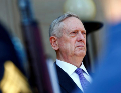 U.S. Defense Secretary Mattis to talk Islamic State, Syria in Middle East