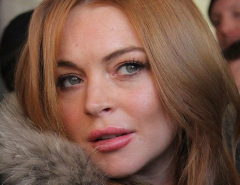 Lindsay Lohan was 'scared' to return to US
