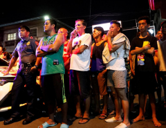 Philippines war on drugs and crime intensifies, at least 58 killed in three days