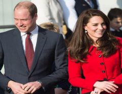 Prince William and Kate visit Paris 20 years after Diana´s death