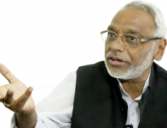 Whether our protests are peaceful depends on government response: Mahato