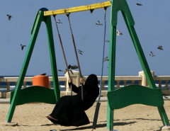 A Saudi woman's plea for help exposes risks runaways face