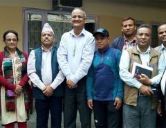 UML, CPN (MC) form election alliance in Lamjung