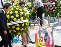 9 killed when US sub hit Japanese fishing ship remembered