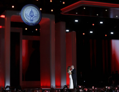 Huge indeed: $107 million in donations for Trump's inaugural