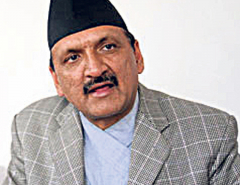 FM Mahat claims conclusion of peace process, acknowledges India for it