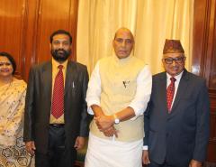Constitution amendment necessary for its enforcement: DPM Nidhi