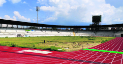 Will Dasharath Stadium be ready for SAG 2019?