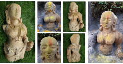 Statue found in Dhulikhel could be 3,800 years old, claim local archaeologists