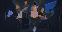 Sexual harassment in public transportation is rampant, but few victims speak out