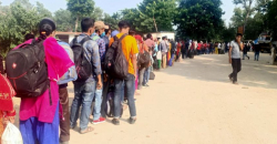 Exodus to India on Dashain eve as people fear starvation