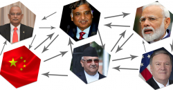 Rumors of political change intensify in Nepal after RAW chief's visit