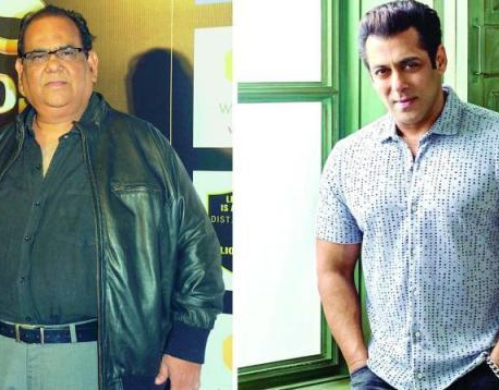 Salman Khan takes his work seriously: Satish Kaushik