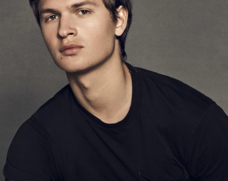 Ansel Elgort to star in 'Tokyo Vice'