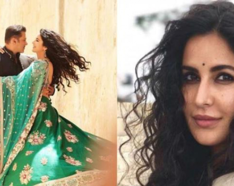 Katrina Kaif shares behind-the-scenes pictures from 'Bharat'