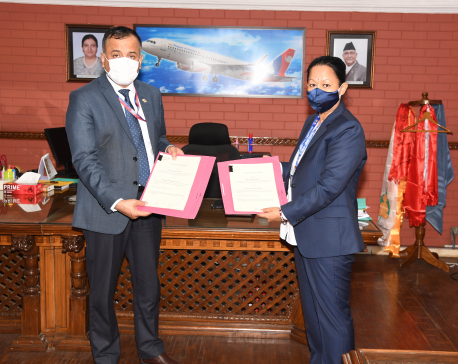 NAC, Postal Services Department ink agreement to transport parcels and letters