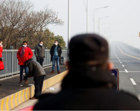 U.S. warns citizens against travel to China as virus toll tops 200