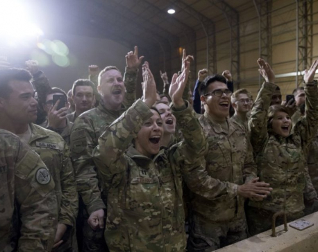 Not a break, but fissures in US-Iraqi military alliance