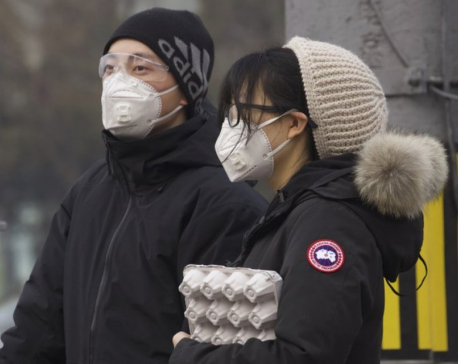 China picks new provincial leaders in virus epicenter