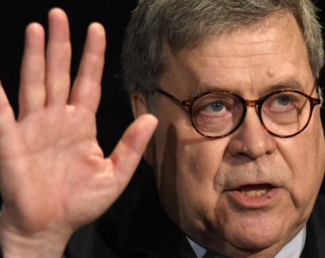 Barr tells people he might quit over Trump tweets