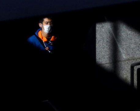 Japanese coronavirus cases top 1,000, government insists Olympics plans on track
