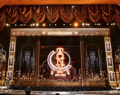 Global pandemic postpones this year's glitzy Tony Awards