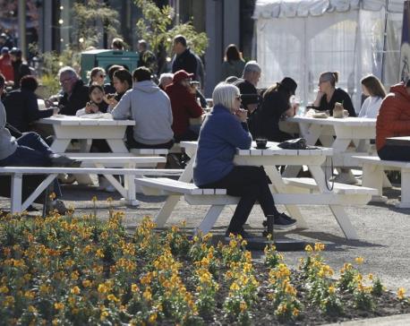 New Zealand marks 100 days of virus elimination