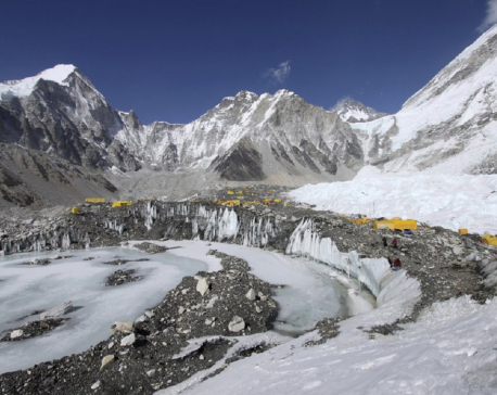 EXPLAINER: How glaciers can burst and send floods downstream