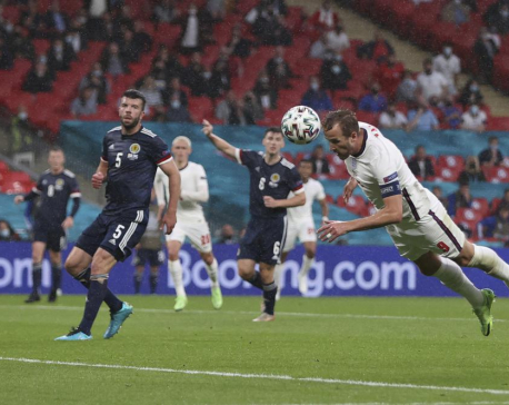 Kane struggles as England held 0-0 by Scotland