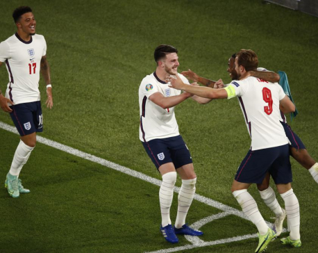 England to play Denmark in Euro 2020 semifinals at Wembley