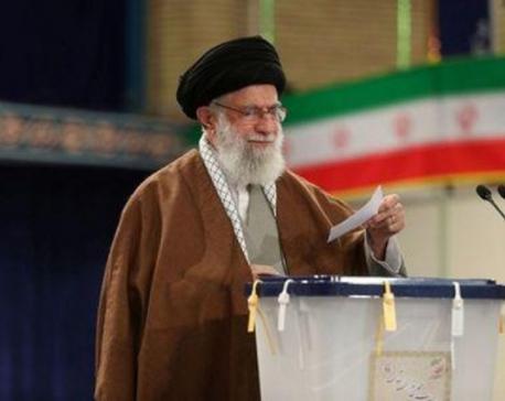 "Iran announces low poll turnout, blames coronavirus ""propaganda"""