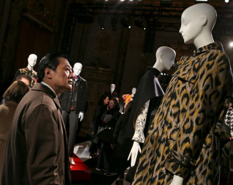 Shanghai Fashion Week to go ahead online as virus disrupts events