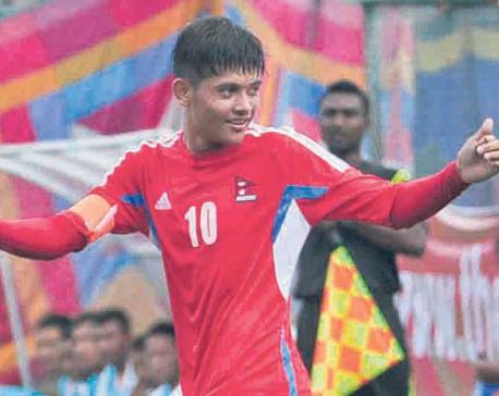 Bimal Gharti Magar signs for Mohun Bagan